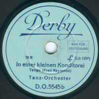 Derby DO5545-Tanz-Orchester