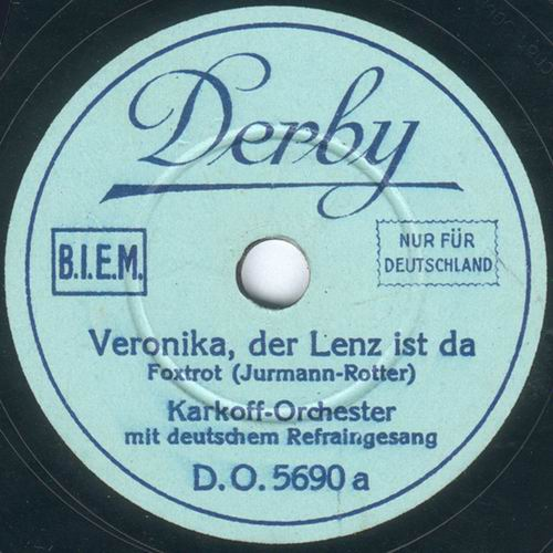 Derby-DO5690 Karkoff Orchester
